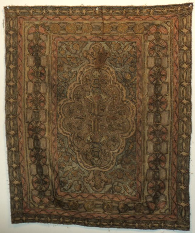 Antique Oriental Rugs Com: Antique Ottoman Embroidery #7634