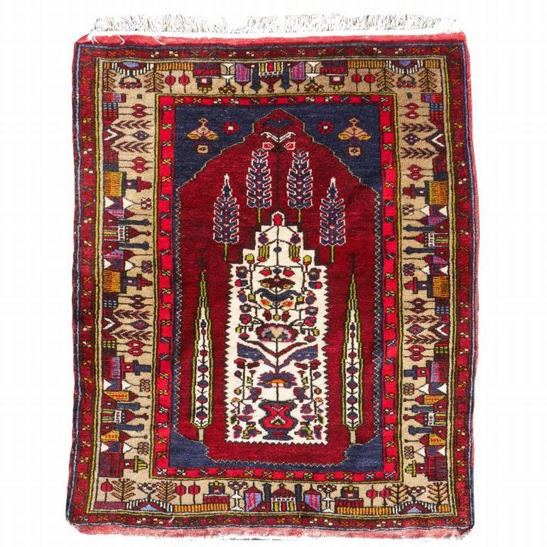 Yahyali village rug