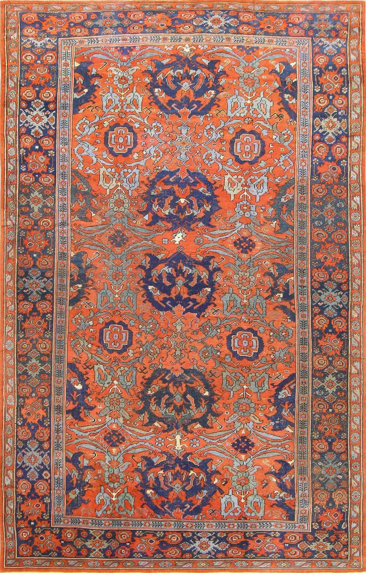 Turkish Smyrna Carpet