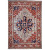 Large Azeri Heriz 15 x 11 ft Djoharian Collection