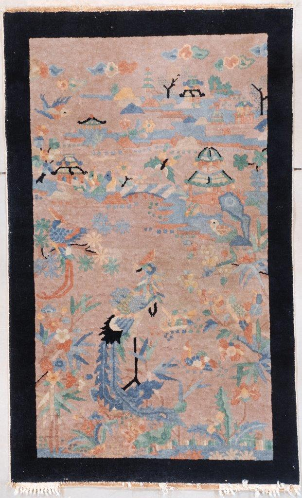 7594 Art Deco Chinese Rug image