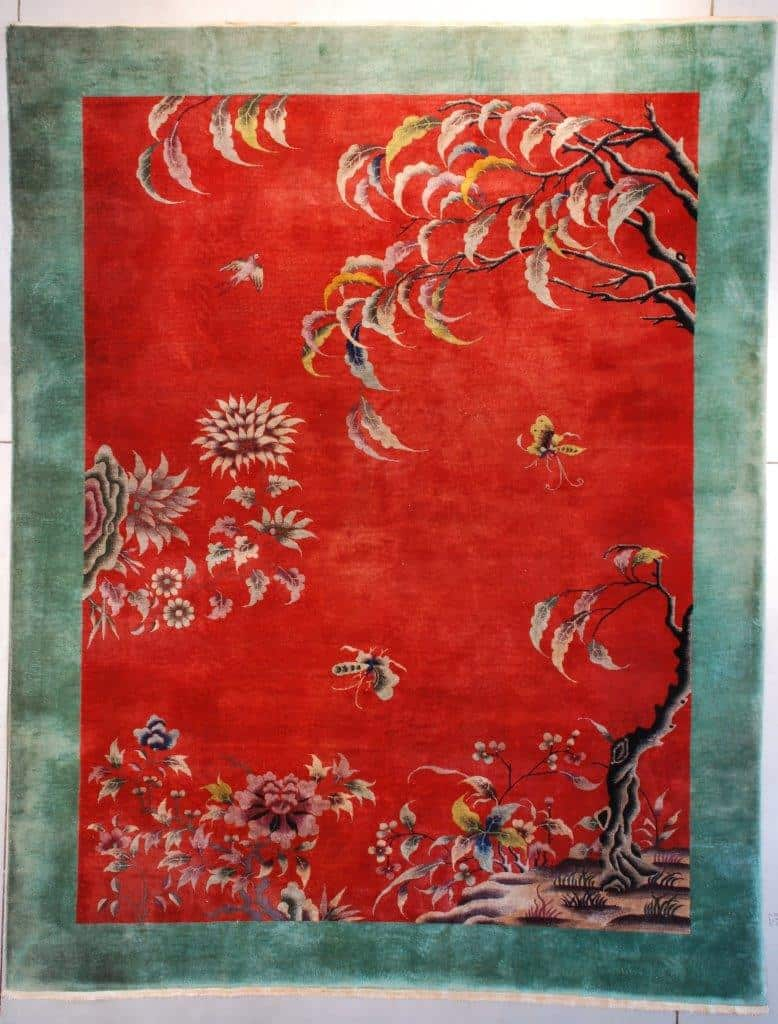 7632 art deco chinese rug image
