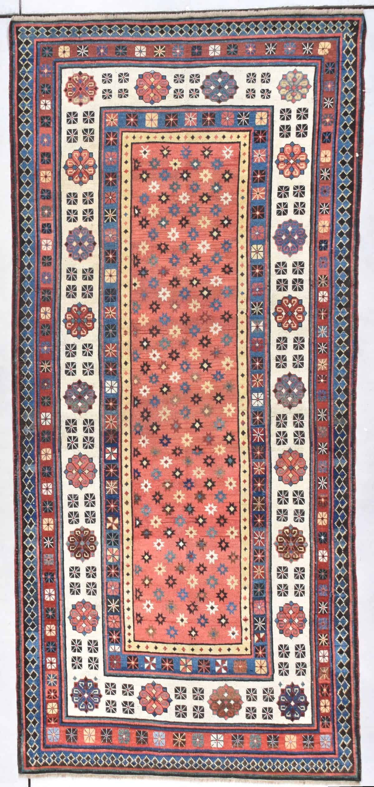 7685 Talish antique rug image
