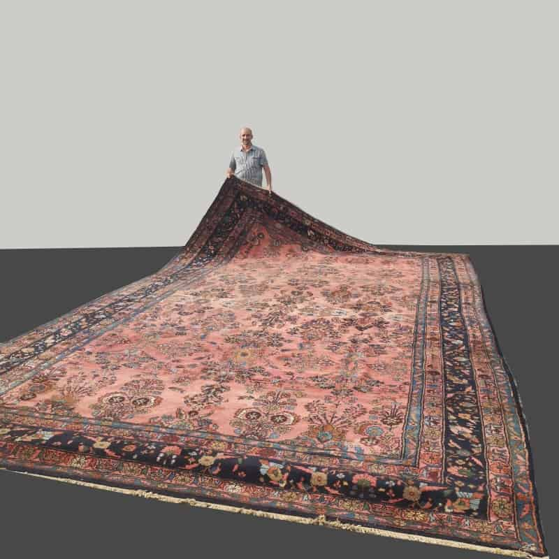 21 x 13 ft Rug Oversized Persian