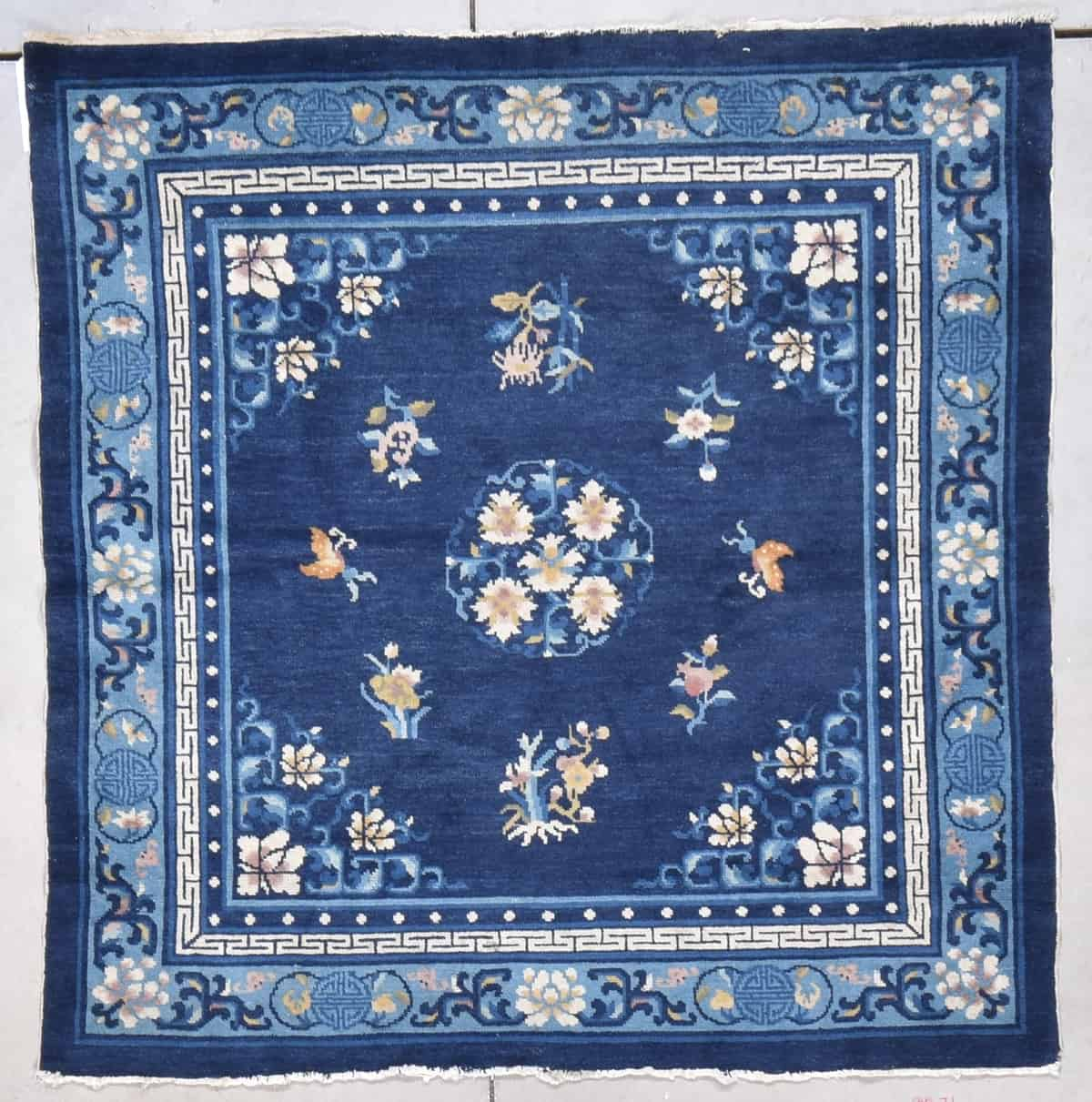 Peking Chinese rug image