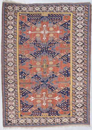 7995 antique shirvan rug image