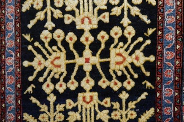 Jozan Souf Antique rug - collectors item
